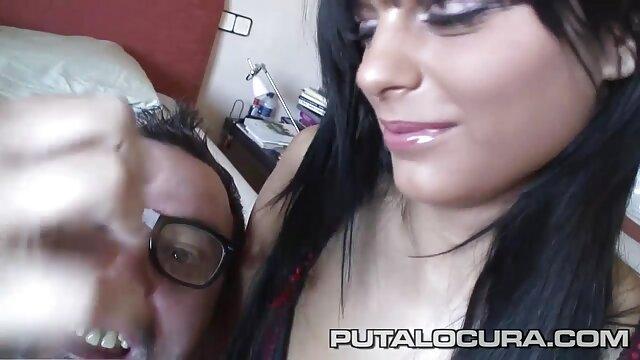 Romantic stripped vídeo pornô de mulher mais gostosa and fucked by Redhead Slut
